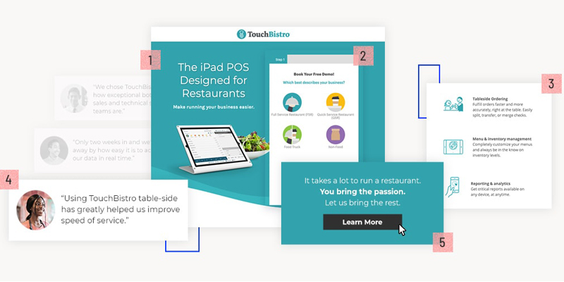 The 5 Essential Elements of a Winning Landing Page
