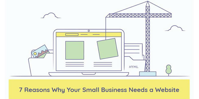 7 Reasons Why You Must Have a Website in 2021 [Infographic]