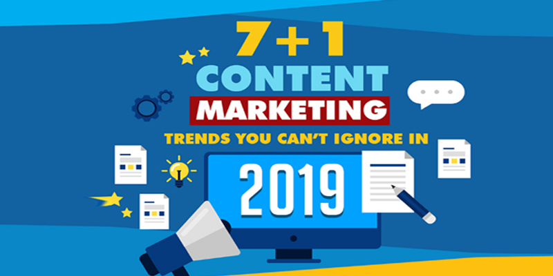 8 Marketing Trends and Strategies You Can't Afford to Ignore in 2019 [Infographic]
