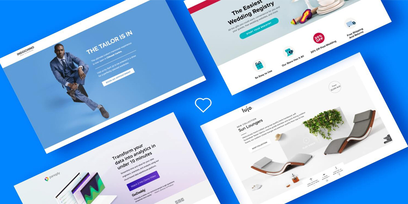 The Best Landing Page Designs to Inspire Your Next Layout