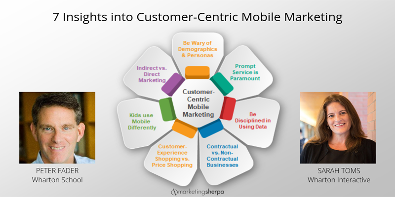Customer-Centric Mobile Marketing: Interview with Wharton's Peter Fader and Sarah Toms