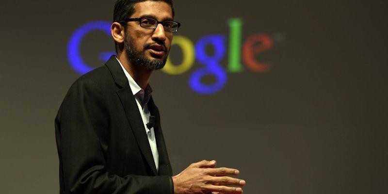Alphabet/Google's Profit Soars 21 Per Cent