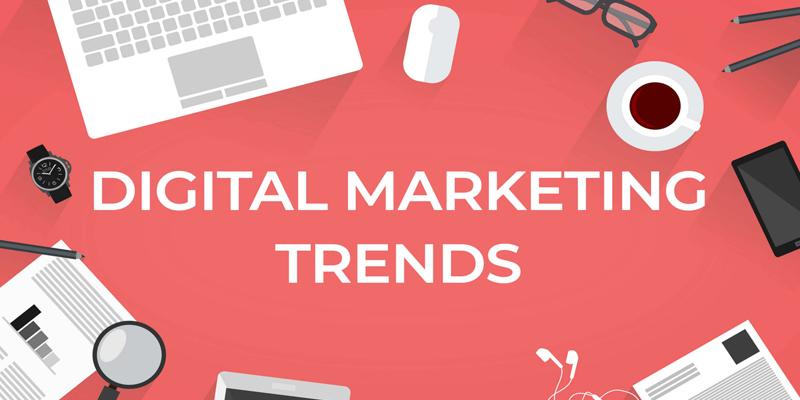 7 Digital Marketing Trends of Focus for 2021