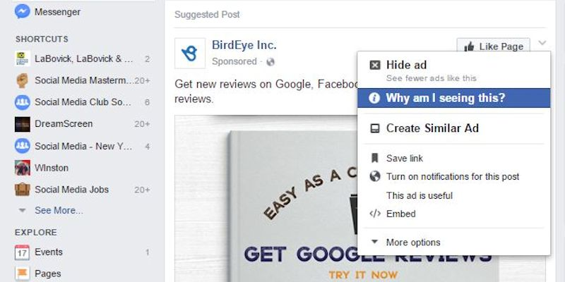 How to Spy on Your Competitors' Facebook Ads