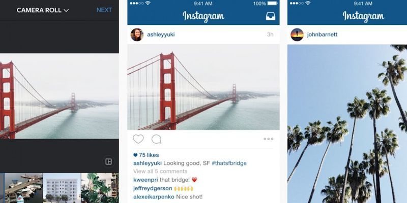 Instagram Blows Our Collective Minds By Introducing Portrait & Landscape Posts