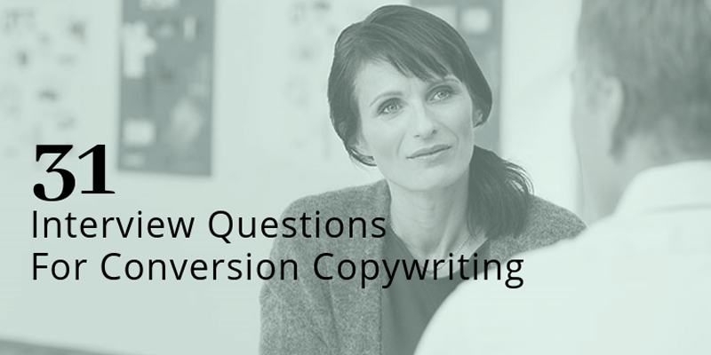 Every Conversion Copywriter Should Be Skilled at Interviewing