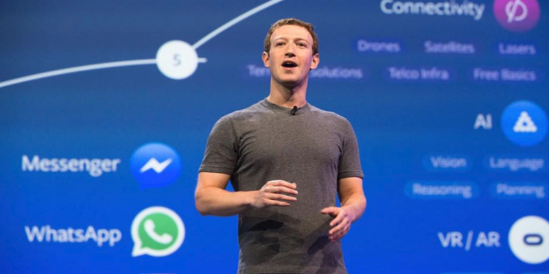 Mark Zuckerberg Lays Out Future Vision