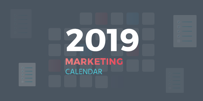 The Hottest Marketing Calendar Worksheets For A Neat 2019