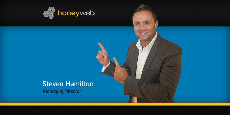 Honeyweb Staff Introductions: Steven Hamilton