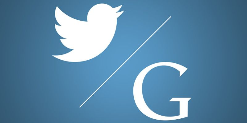The Google -Twitter Deal Goes Live, Giving Tweets Prominent Placement In Google's Results