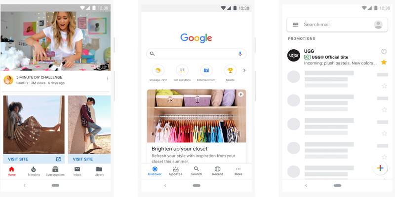 Google Launches Discovery Ads in All Regions, Providing New Ways to Reach Browsing Consumers