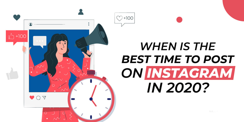When to Post on Instagram to Maximize Engagement (2020 Data) [Infographic]