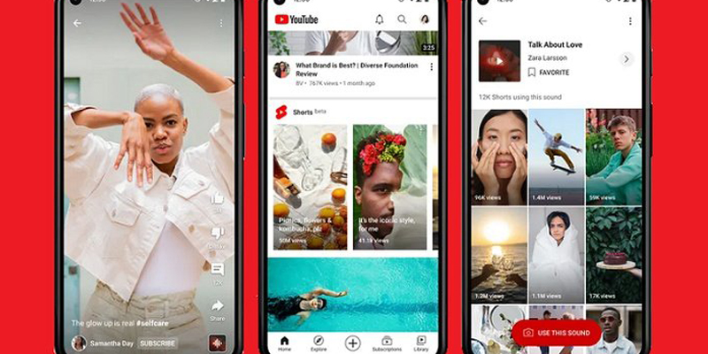 YouTube Begins the Roll-Out of its TikTok-Like 'Shorts' Option in the US