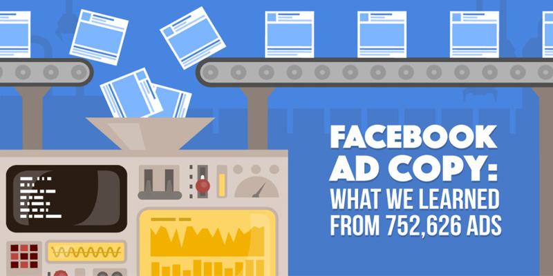 Ad Copy: What We Learned From Analyzing Over 750,000 Facebook Ads