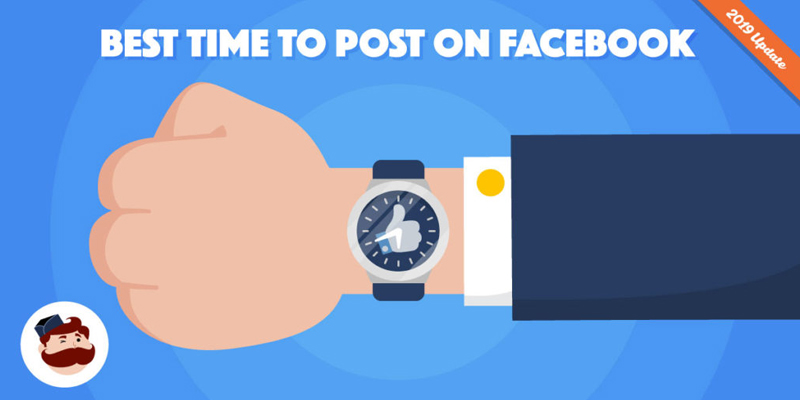 What Are the Best Times to Post on Facebook in 2019?