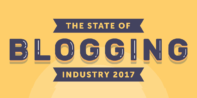 The State of the Blogging Industry 2017 [Infographic]