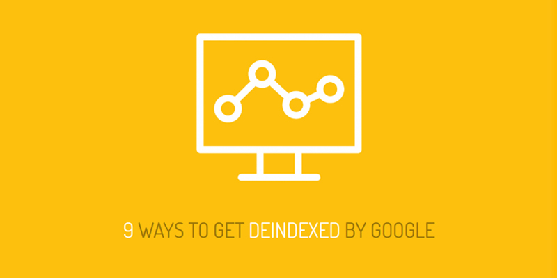 9 Reasons Why Your Website Might Not be Showing Up on Google [Infographic]
