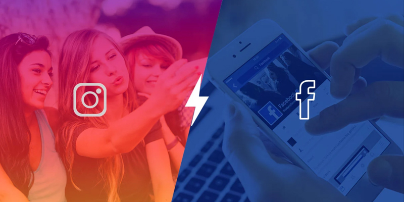 Marketers Turn to Facebook and Instagram to Build Brand Awareness