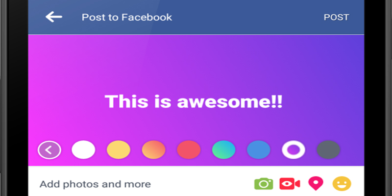Facebook Is Testing Colored Comments to Help Make Your Responses Stand Out