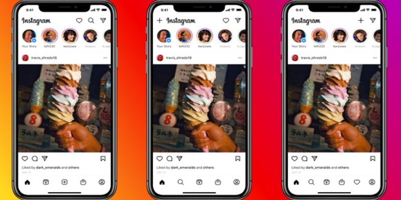 Instagram Tests Variations of New Reels and Shop Tabs on the Bottom Navigation Bar