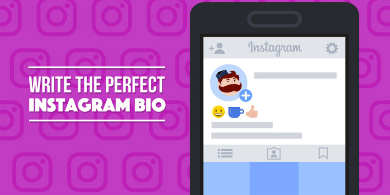 How to Write The Perfect Instagram Bio For Your Business (with Examples!)