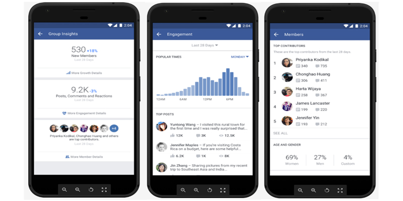Facebook Announces That all Pages Can Now Create Linked Groups