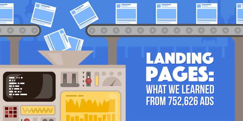 Landing Pages : What We Learned From Analyzing Over 750,000 Facebook Ads