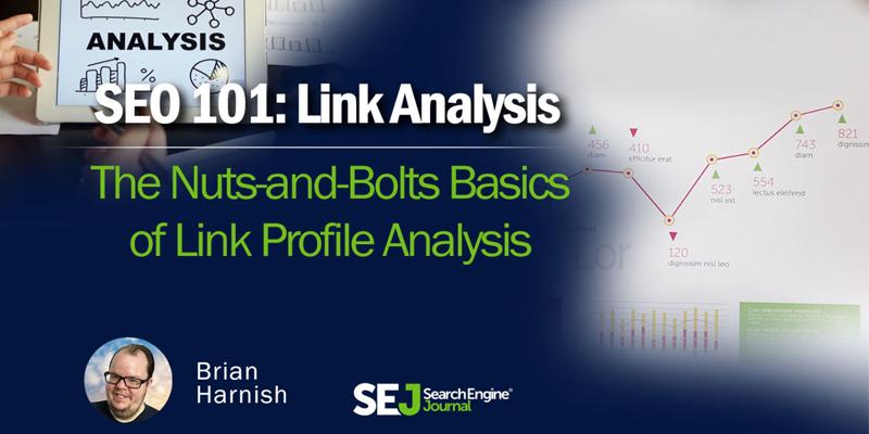 The Basics of Link Profile Analysis