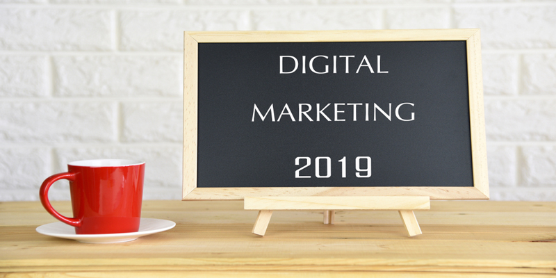 7 Bold Predictions for Digital Marketing in 2019