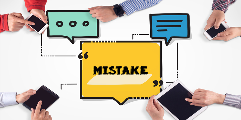 12 Social Media Mistakes Which are Damaging Your Business [Infographic]