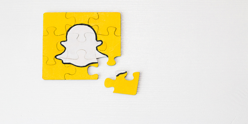 Could Snapchat's Collaborations with Apple and Google Signal Something More?