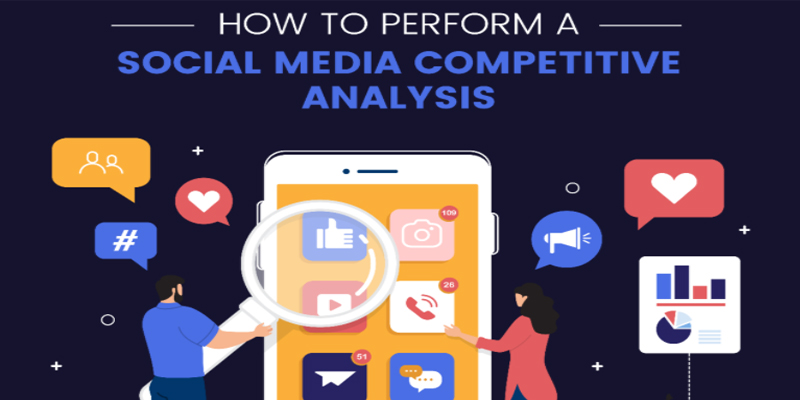 Social Media Competitor Analysis in 10 Steps [Infographic]