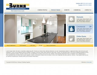 Burns Ceilings & Building Supplies